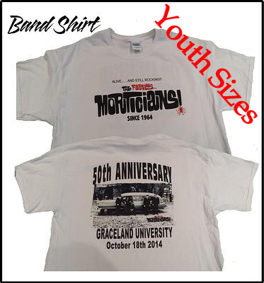 youth band shirt
